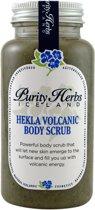 Hekla vulkanische bodyscrub - scrubzout met IJslandse kruiden