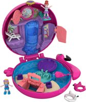 Polly Pocket Pocket World Flamingo Floatie - Speel