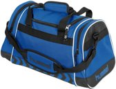 Hummel Sporttas - 48 x 25 x 25 cm - blauw/zwart