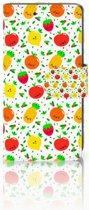 Sony Xperia XZ1 Compact Boekhoesje Design Fruits