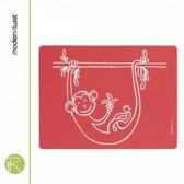 Baby Placemat - Modern Twist - meal-mat monkey business