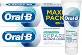 Oral-B Tandvlees & Glazuur Repair Extra Fris Tandpasta - 2x75ml