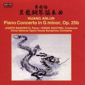 Piano Concerto In G Minor,Op.25B