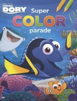 Disney Super Color Parade Finding Dory