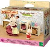 Sylvanian Families 5027 Wasmachineset - Speelfigurenset