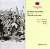 Romantic Overtures Vol.4: Overtures Of Old Vienna