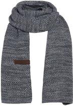 Knit Factory Jazz Sjaal Antraciet/Grijs