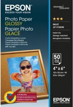 Epson - Glossy photo paper - 102 x 152 mm - 200 g/m2 - 50 sheet(s)