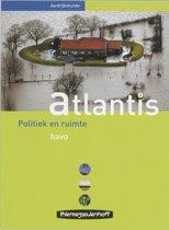 Atlantis Havo politiek en ruimte