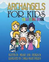Archangels for Kids Coloring Book
