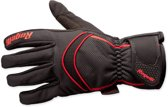 Rogelli Whitby - Fietshandschoenen - Winter - Maat XXL - zwart/rood