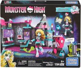 Mega Bloks Monster High Biteology Class, 194-delig