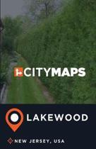 City Maps Lakewood New Jersey, USA