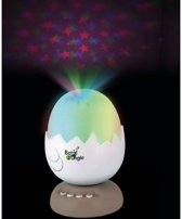 B-Egg Night Light Projector with Music