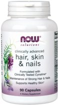 Now Foods Clinical Hair Skin & Nails - 90 caps