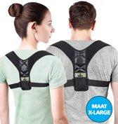Superiox Premium Rug Brace - Posture Corrector - Unisex - Maat XL