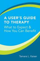 A User's Guide to Therapy