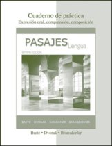 Cuaderno de practica to accompany Pasajes