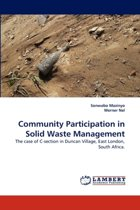 Community Participation in Solid Waste Management