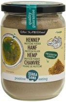 Terrasana Raw Hennep Proteine Poeder - 200 gram - Voedingssupplement