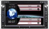 radio navigatie passend o.a. voor opel renault vw Transporter T5 golf 4 polo tm 2008 GRATIS camera en microfoon!