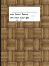 Big Graph Paper Composition Notebook