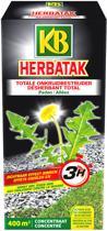 KB Herbatak Onkruidbestrijder voor Paden 400m²