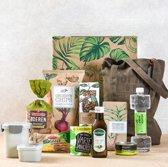 Think Green kerstpakket | Duurzame  Kerstpakket | Biologische verassings kerstpakket | Food kerstpakket | Kerstdoos Alcoholvrij | Alcoholvrije kerstpakket