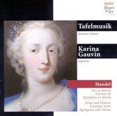 Handel: Airs et danses - Extraits de Agrippina et Alcina