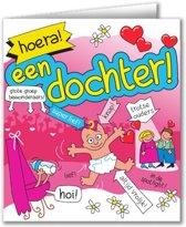 Paperdreams - Wenskaart - Cartoon - Dochter