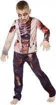 Halloween Zombie kostuum voor kinderen 128