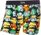 Pokemon - Boxershort with more characters - XL