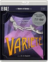 Variete (import) (dvd)