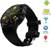 SmartWatch-Trends GX-244 - Smartwatch - Zwart