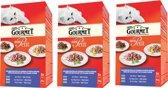 Gourmet Mon Petit 6X50G Vis (verpakt per 3 dozen)