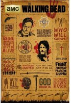 The Walking Dead - Maxi Poster