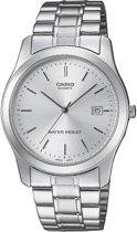 Casio Mtp-1141A-7Aef - Horloge - 37 mm - Staal - Zilverkleurig