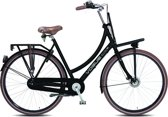 Vogue Elite Plus - Transportfiets - Dames - Mat Zwart - 50 cm