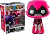 Funko - Pop! Dc: Teen Titans Go! - Raven Pink LE