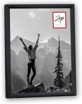 ZEP - Kunststof Fotolijst New Easy Zwart 30x45 - KB6PS