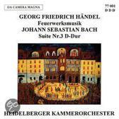 Feuerwerksmusik, Suite  Nr. 3 D-Dur