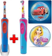 Oral-B Vitality Kids Cars & Princess + Extra Body
