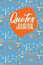 Quotes Journal