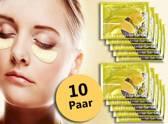 Collageen oogmasker - Wallen wegwerken - 10st