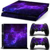 Dark Galaxy - PS4 Console Skins PlayStation Stickers