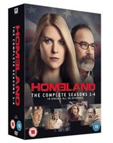 Homeland: Season 1-4 (Import)[DVD]