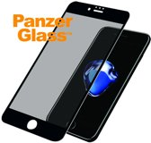 PanzerGlass Privacy Screenprotector voor iPhone 8 / 7 / 6s / 6 - Zwart