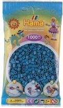 Strijkkralen 1000 Petroleum Blauw