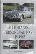 Alle Franse Personenauto'S 1945-1985