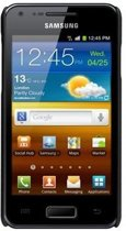 Case-mate Barely There Case voor de Samsung Galaxy S Advance - Zwart